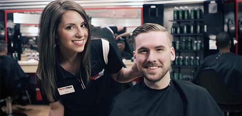 Sport Clips Haircuts of Knoxville - Fountain City Haircuts
